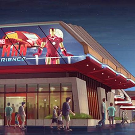 Iron Man Ride announced & Star Wars Land Rumors