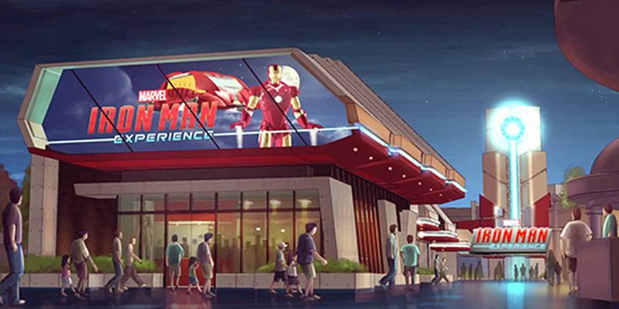 Rumour: Iron Man to replace Star Tours?