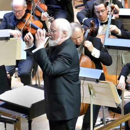 John Williams Film Nights at The Boston Symphony
