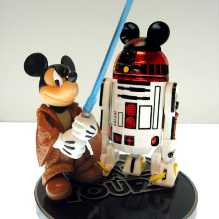 Jedi Mickey & R2-MK