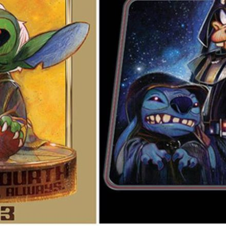 """'Limited Time Magic' Merchandise For 'May The Fourth Be With You"""" Celebration"""