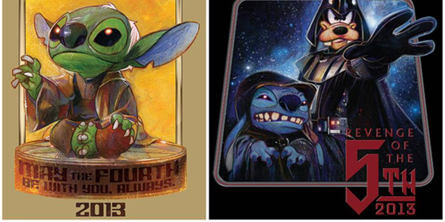 "'Limited Time Magic' Merchandise For 'May The Fourth Be With You"" Celebration"