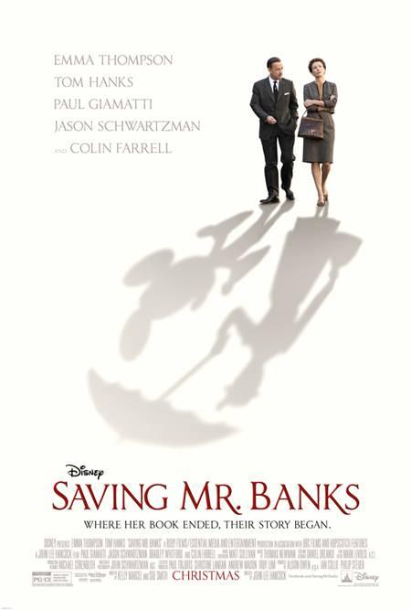 Mr. Banks-poster