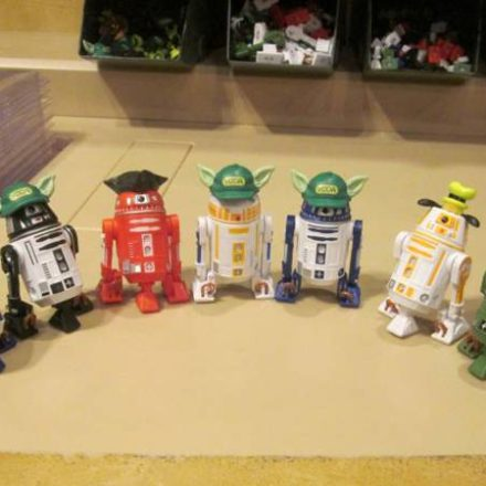 Droid Factory re-opened at Disney Hollywood Studios
