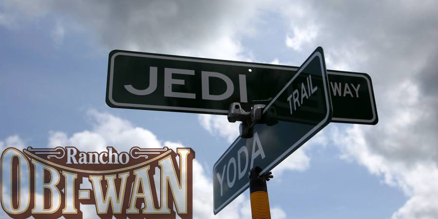 Visit to Rancho Obi-Wan