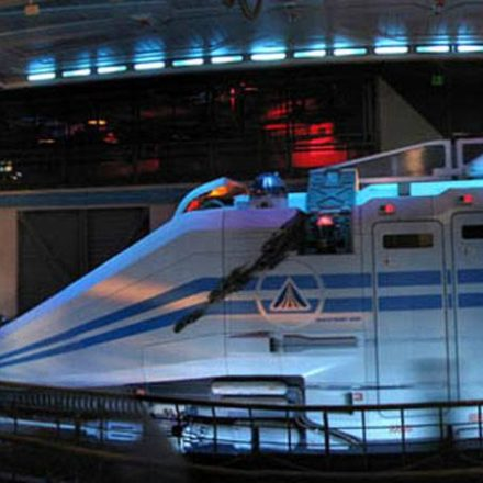 Working for Star Tours