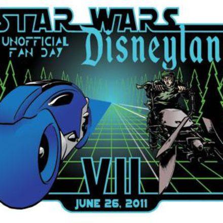 Unofficial Star Wars Fan Day Disneyland 2011