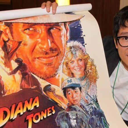 Jonathan Ke Quan at The Hollywood Show