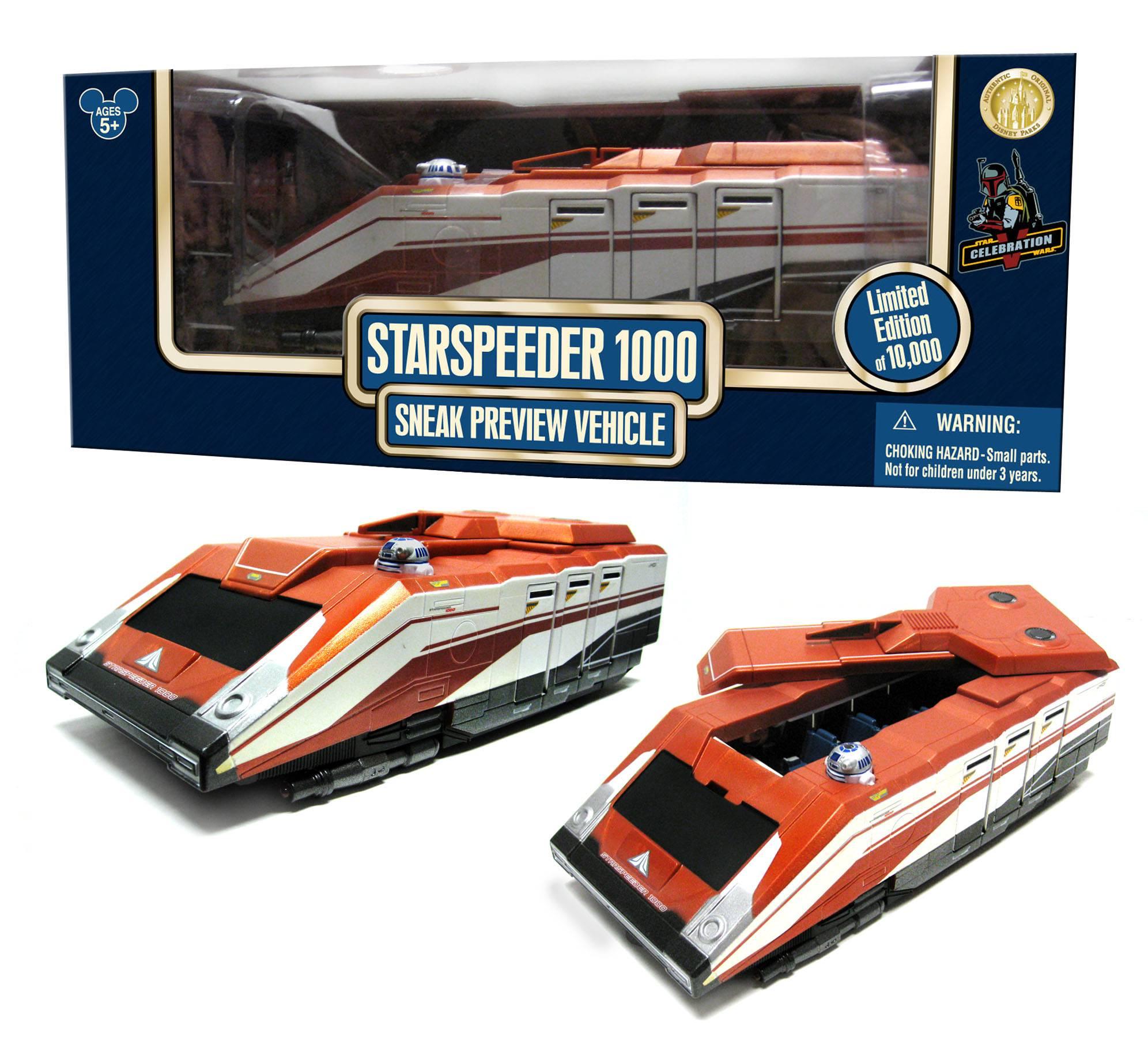 Star Speeder 1000 pkg comp