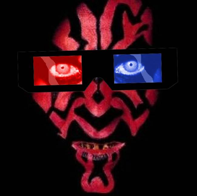 Star Wars … now in 3D.