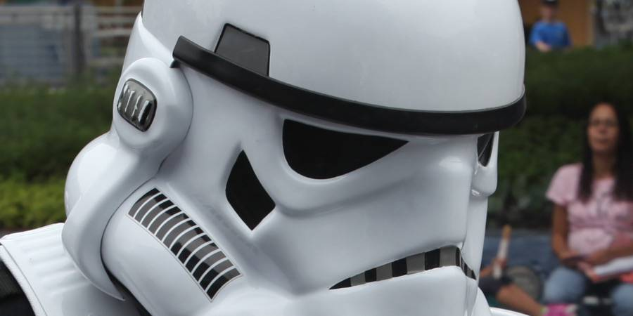 Look, Sir&#8230; Stormtroopers