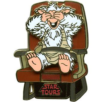 New Star Tours & TRON Pins