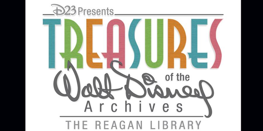 Information for &quot;D23 Presents Treasures of the Walt Disney Archives&quot;