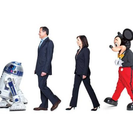 Bloomberg looks at How Disney bought Lucasfilm
