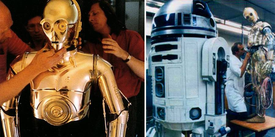 Creating C-3PO and R2-D2 - Star Wars Chronicles