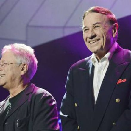 A Chat with Disney Legends Alan Menken and Richard Sherman