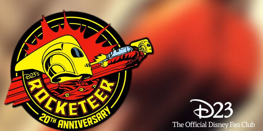 20 Years Of The Rocketeer