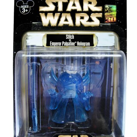 Exclusive Holo Emperor Stitch
