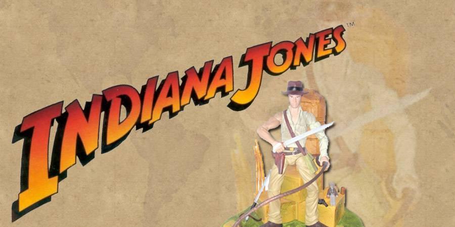 """Disney Parks – Indiana Jones – Temple of Doom 7"""" Action Figure"""