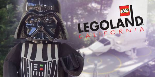 Star Wars in Legoland