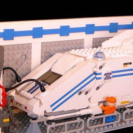 Custom Lego Starspeeder 3000