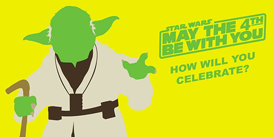 """""""May the Fourth Be With You! Limited Time Magic"""" Celebration"""