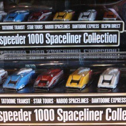 Starspeeder Collection at DCA