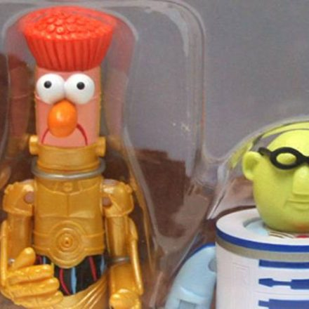 Muppets Figures at Disney Parks This Fall