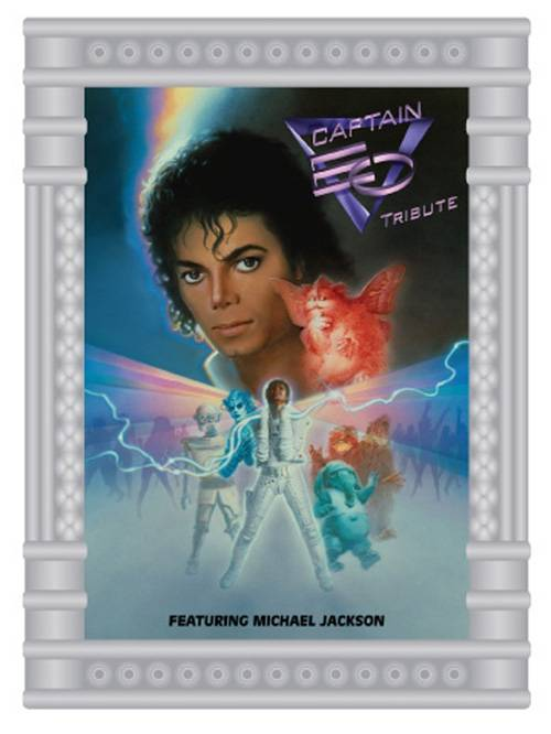 Captain EO Pin