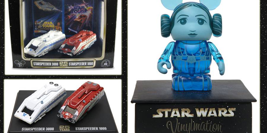 Disney Parks Merchandise At Star Wars Celebration VI