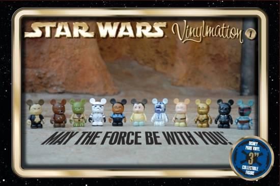 Star Wars Vinylmation Series 1