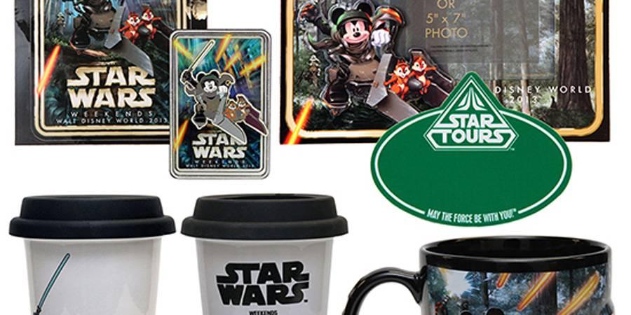 Star Wars Weekends 2013 merchandise
