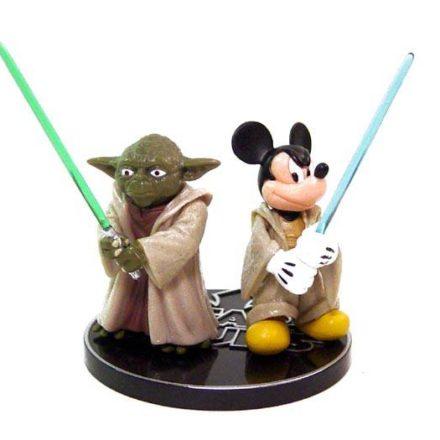 Jedi Mickey & Yoda!