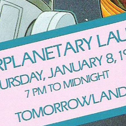 Interplanetary Launch Premiere Party