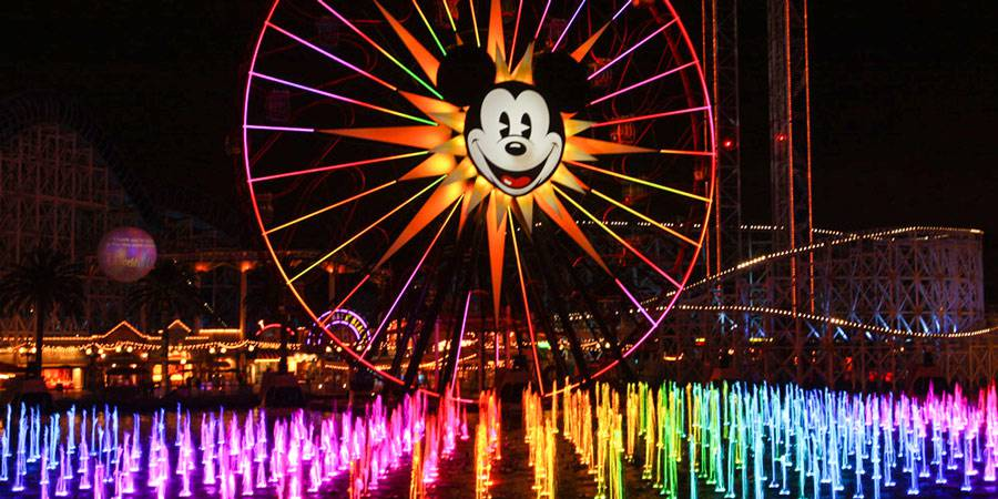 """World Of Color"" World Premiere"