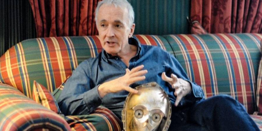 Anthony Daniels Video Interview