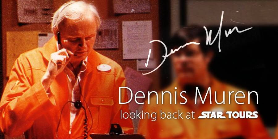Interview with ILM Legend Dennis Muren