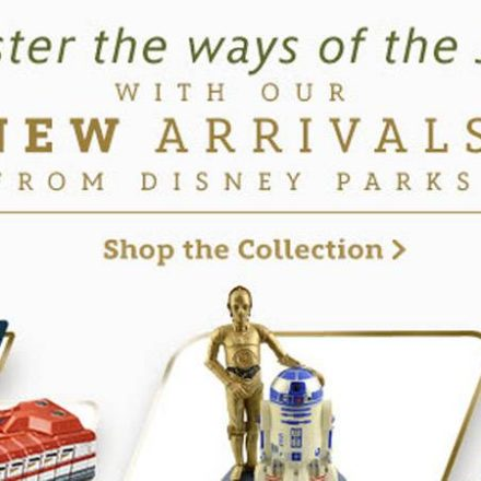 DisneyStore.com adds Star Wars section