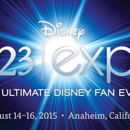 Tickets for D23 Expo 2015 go on sale August 14th