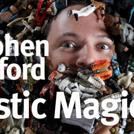 Stephen Hayford: Plastic Magician