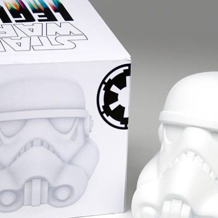 May the 4th: Star Wars Legion Stormtrooper helmets exhibition