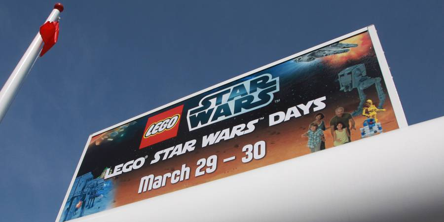 Legoland Star Wars Days 2014