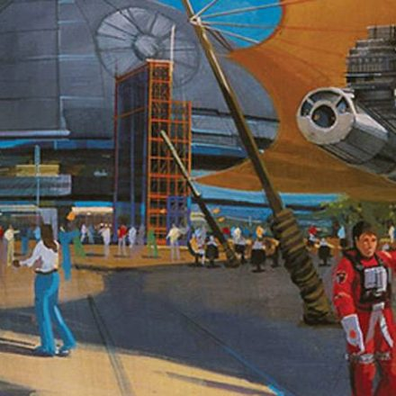 Bob Iger comments on 'Star Wars' Theme Park Attractions