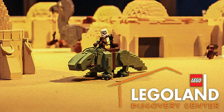 LEGO Star Wars invades Chicago