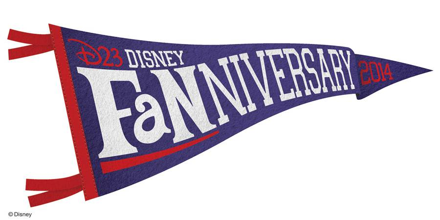2014 D23 Disney Fanniversary Celebration