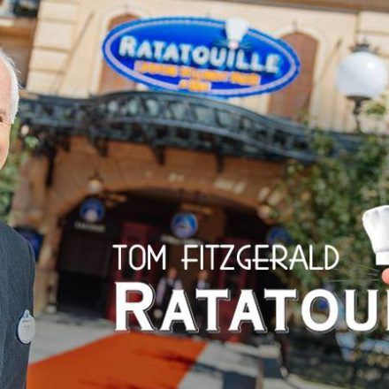 Tom Fitzgerald talks Ratatouille