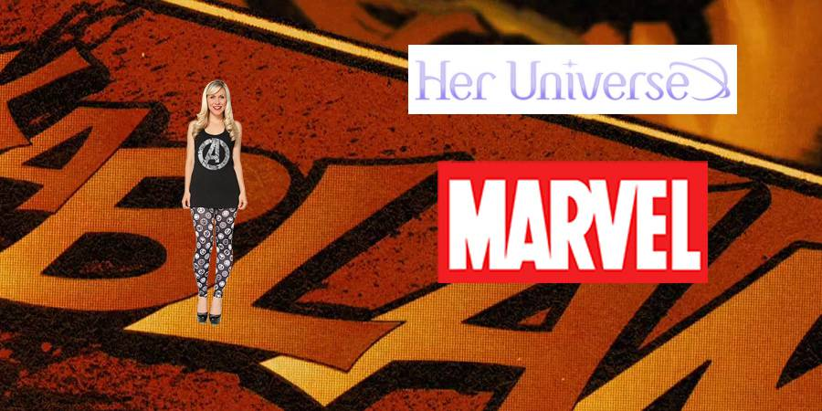 Her Universe Announces New Marvel Apparel