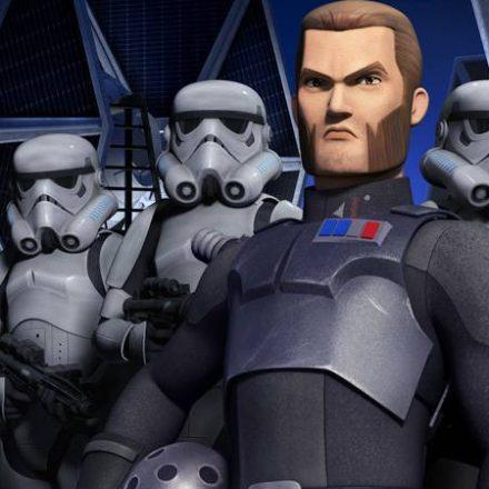 Meet Agent Kallus, Imperial Enforcer