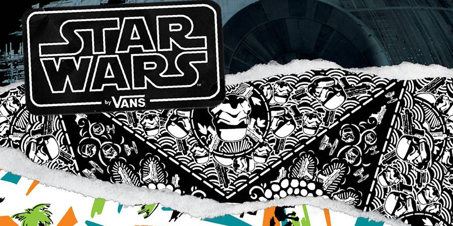 VANS Releases Limited Edition Vans – Star Wars Posters at SDCC 2014