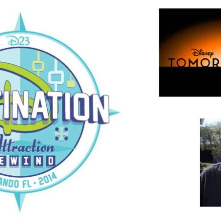 Tony Baxter and Tomorrowland Preview at D23 Destination D